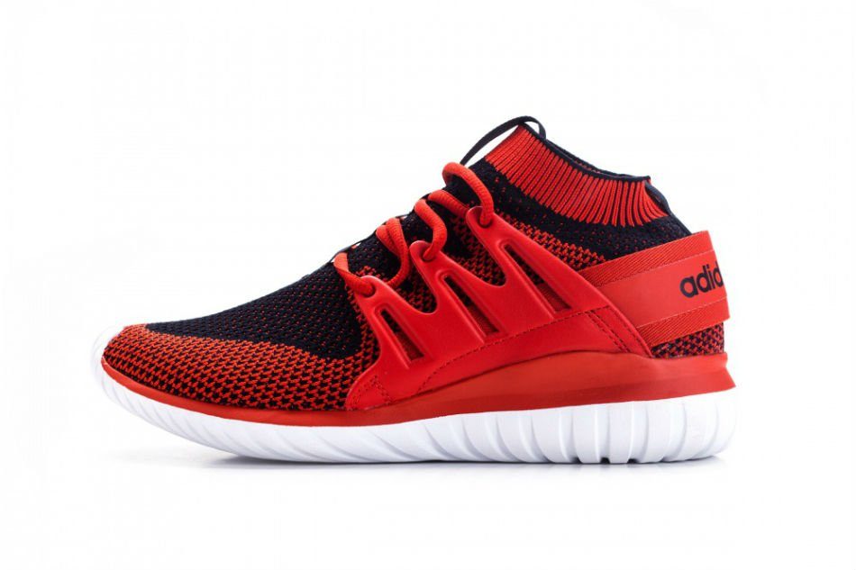 adidas Tubular Nova Primeknit Craft Chili