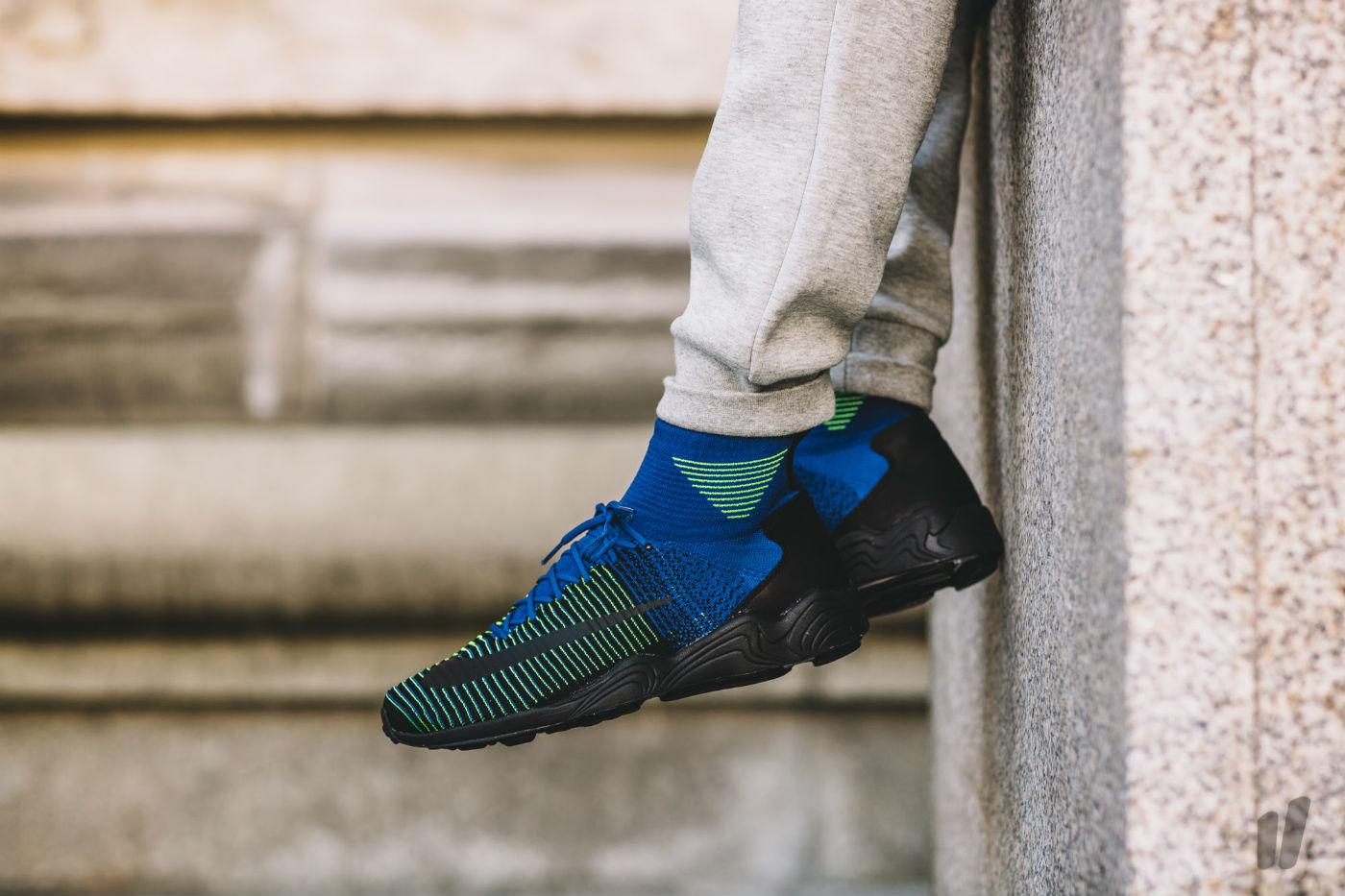 Nike Zoom Air Mercurial XI Flyknit deep royal blue