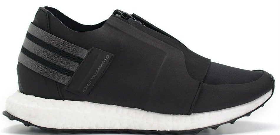 Y-3 Xray Zip Low BOOST Black