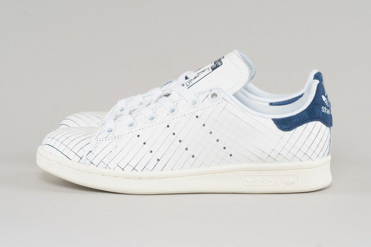 """adidas Stan Smith W """"Sliced"""" Leather"""