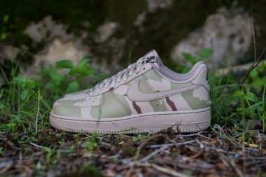 "Nike Air Force 1 Low ""Reflective Desert Camo"""