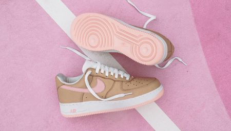 "Nike Air Force 1 ""Linen"" x KITH"