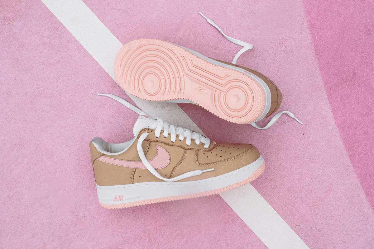 "Nike Air Force 1 ""Linen"" x KITH"