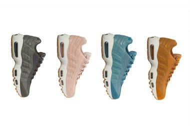 nike wmns air max 95 cracked leather