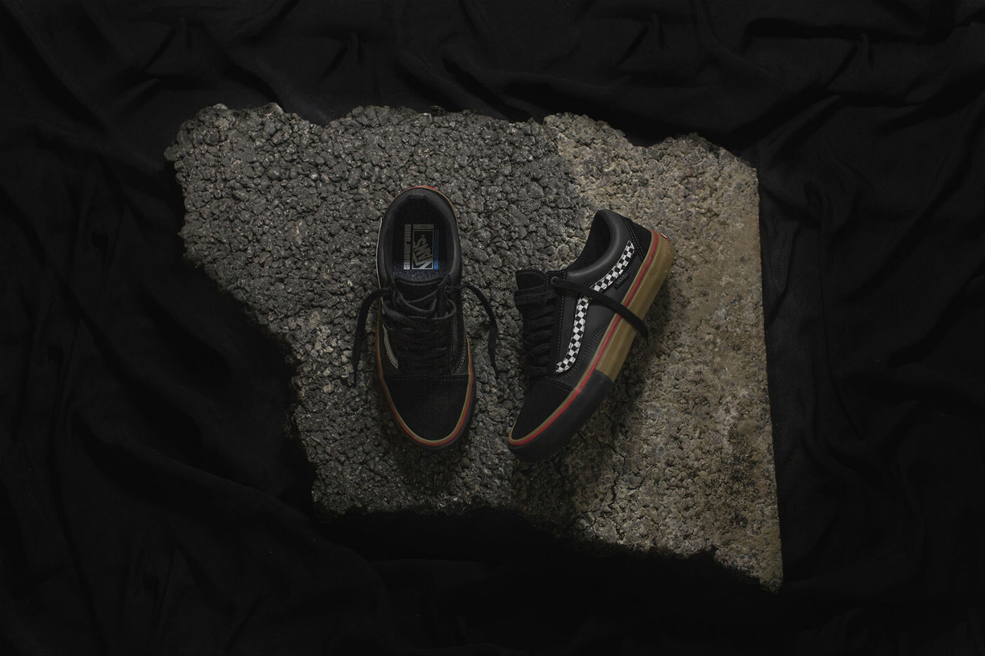 The SHOWROOM x Vans 2130 Collection