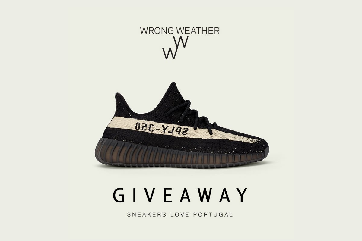 wrong weather yeezy giveaway sneakers love portugal
