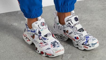 Reebok Instapump Fury x Vetements