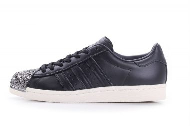adidas Wmns Superstar 80s 3D Metal Toe Black