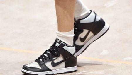 Nike Dunk High x Commes des Garçons