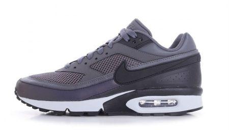 Nike Air Max BW surgem em Dark Grey