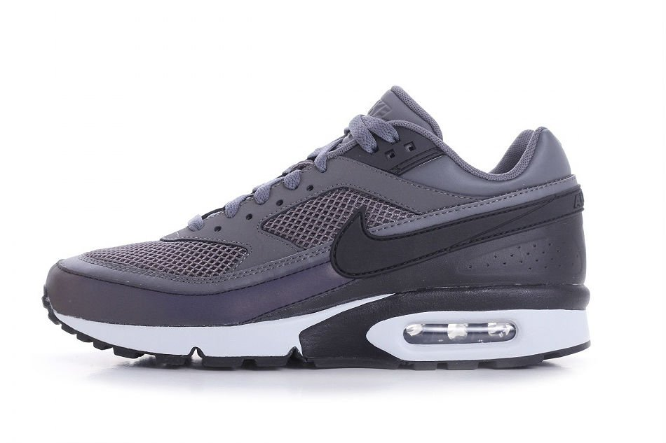 nike air max bw dark grey