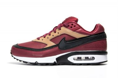 Nike Air Max BW Premium Red Vachetta Tan
