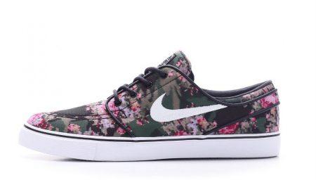 Nike SB Stefan Janoski Digi Floral estão de volta