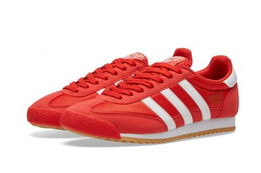 adidas dragon og red