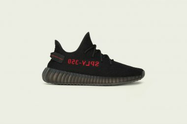adidas Originals Yeezy Boost V2 Black/Red