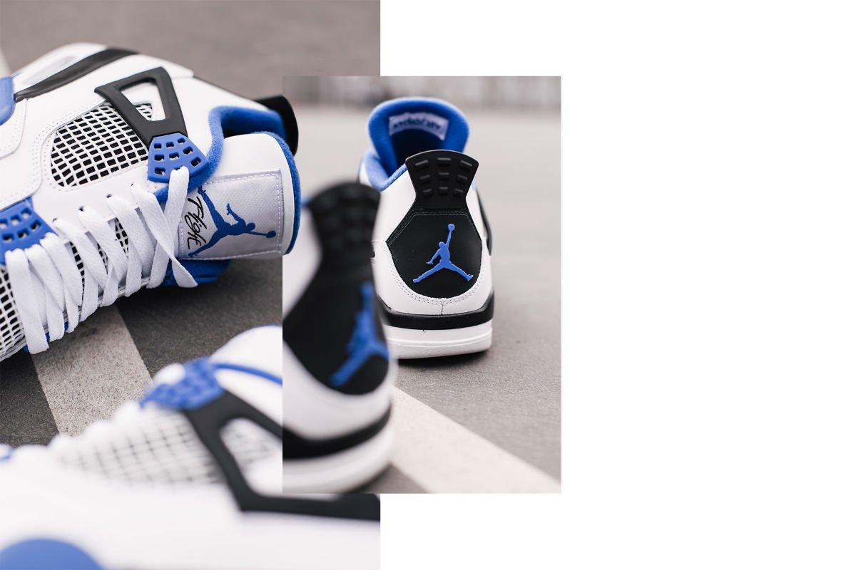 Air Jordan 4 'Motorsport'