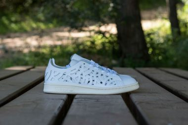 adidas stan smith cutout