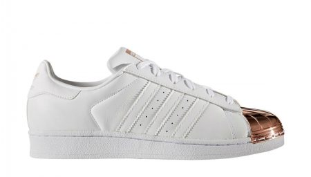 adidas Superstar W Metal Toe White/Copper