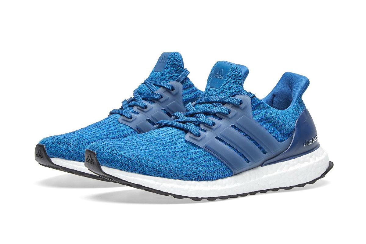 Adidas Ultra Boost 3.0 Core Blue