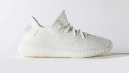 "Em Abril: adidas Originals Yeezy Boost 350 V2 ""Cream"""