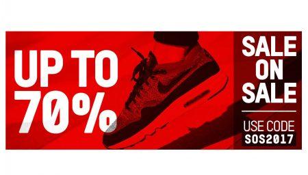 Afew lança a Sale On Sale