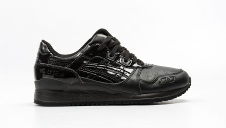 Asics Gel-Lyte III 'Patent' Triple Black