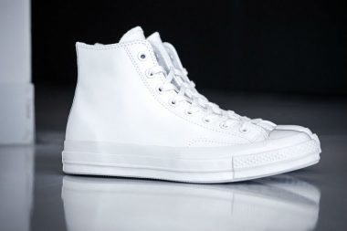 Converse All Star 70's Mono Hi Leather White - 155453C.6