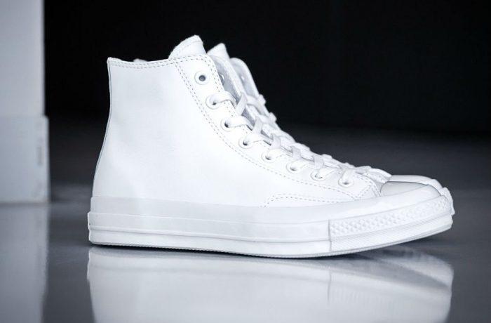 Converse All Star 70's Mono Hi Leather White - 155453C.6