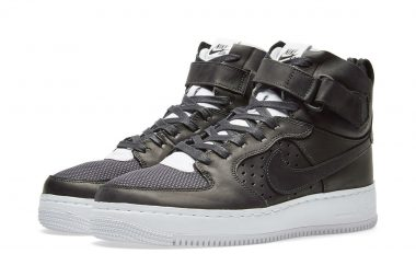 Nike Air Force 1 Hi CMFT TC SP black and white