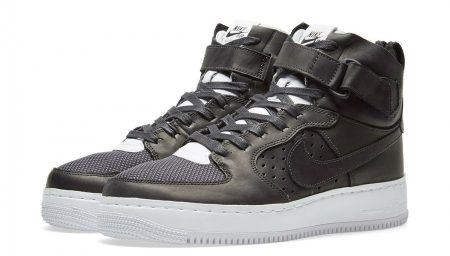 Nike Air Force 1 Hi CMFT TC SP Black/White