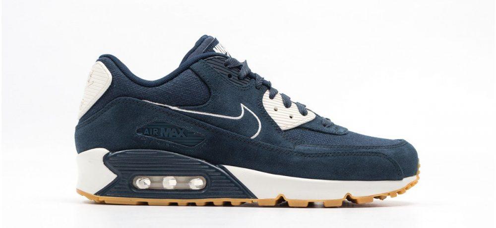 Nike Air Max 90 Premium Armory Navy