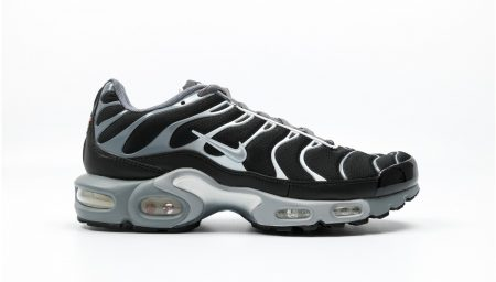 Nike Air Max Plus Black/Grey