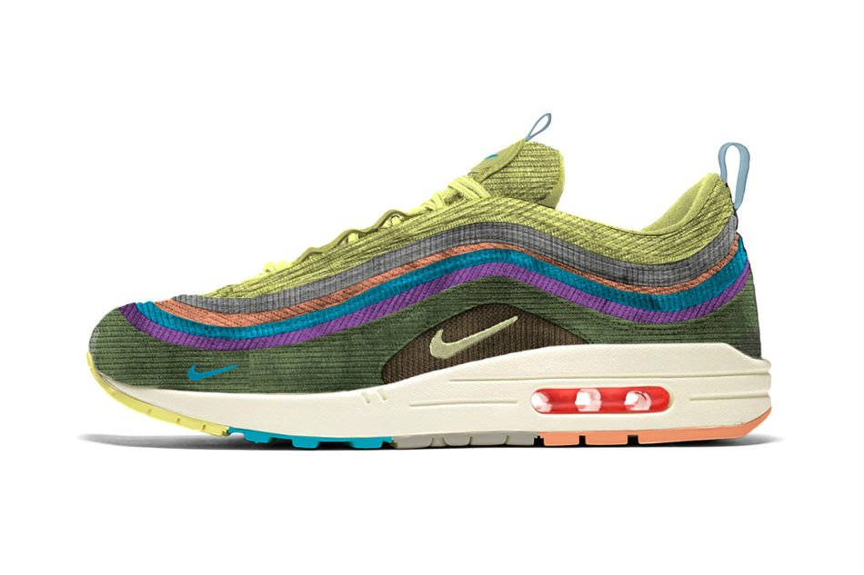 "Air Max ""Vote Forward"" sean wotherspoon"
