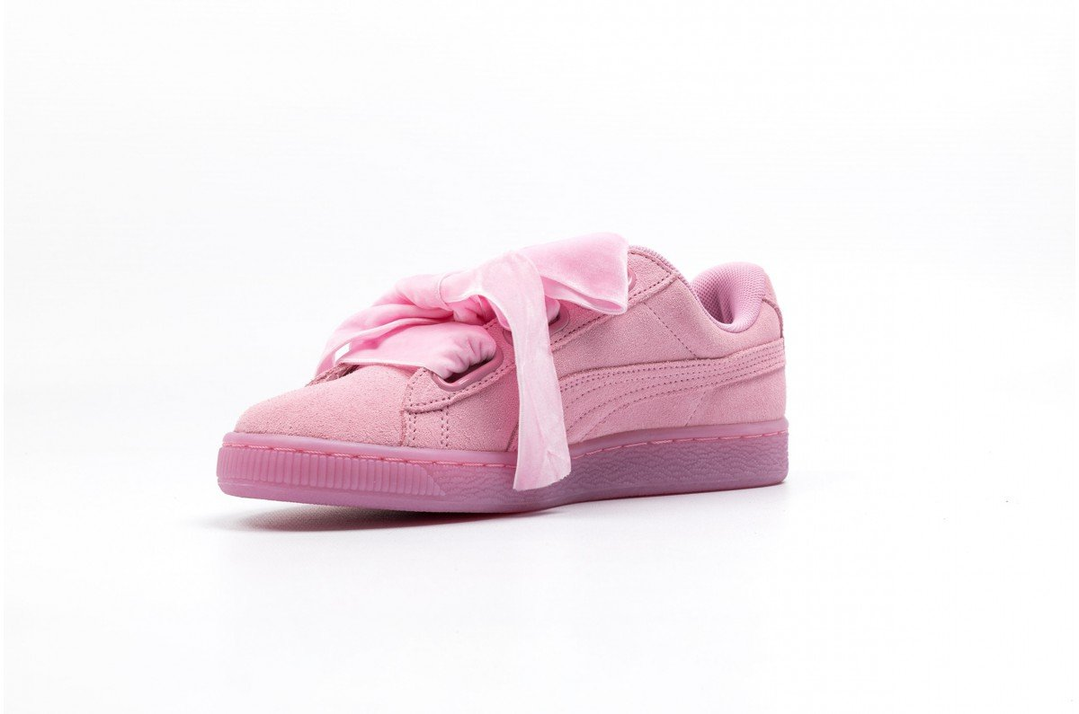 puma suede heart reset wns 363229