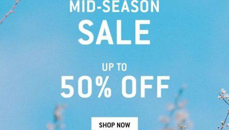 Mid-Season Sale na Urban Industry