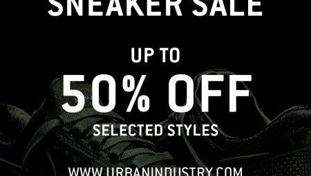 Urban Industry Sneaker Sale