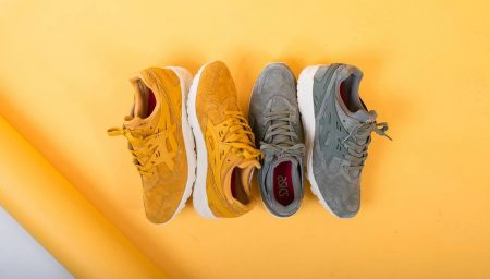 Asics Gel-Kayano Trainer Suede Pack
