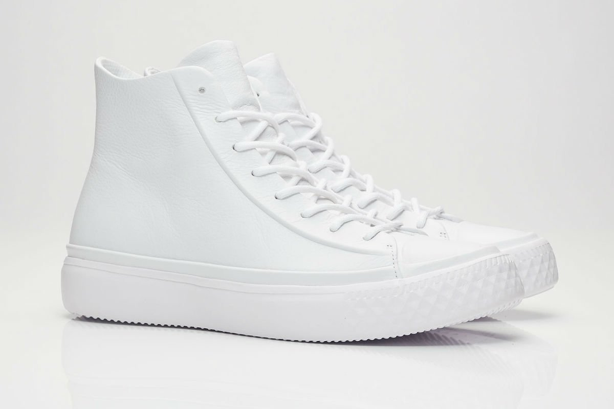 Converse Chuck Taylor All Star Modern Hi White