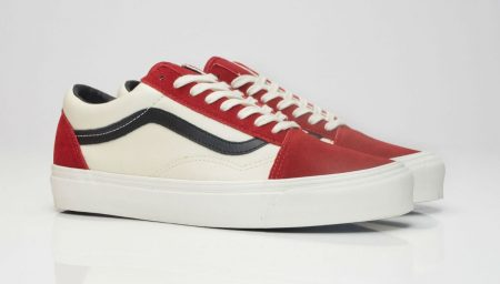 Vans Vault OG Old Skool LX Red Dahlia