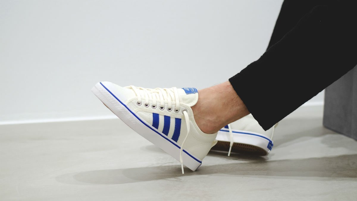 adidas Nizza Off White
