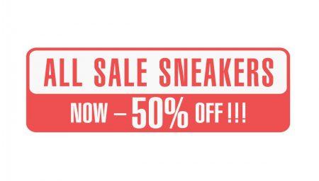 Caliroots chega aos 50% de desconto em sneakers