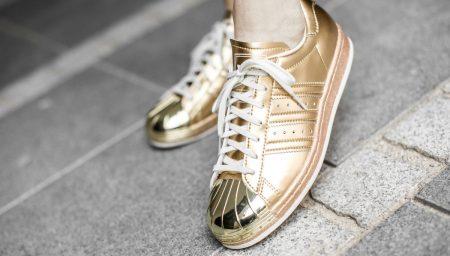 6 entre as melhores adidas Superstar Douradas