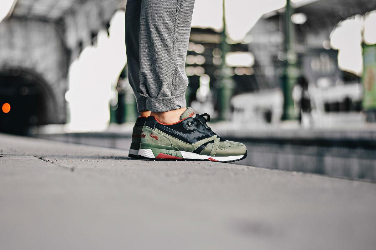 Top 10 Sneakers para o Outono