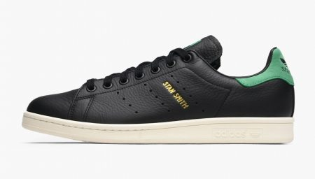 adidas Originals Stan Smith Core Black Leather