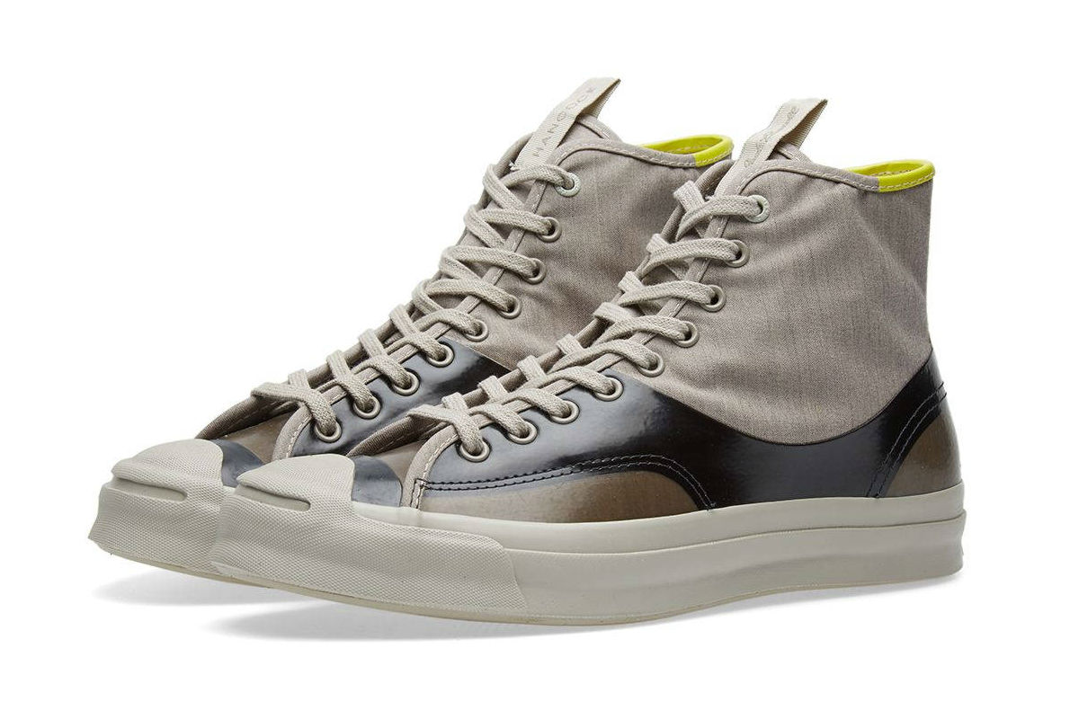 Converse x Hancock Jack Purcell Signature Grey/Navy/Yellow