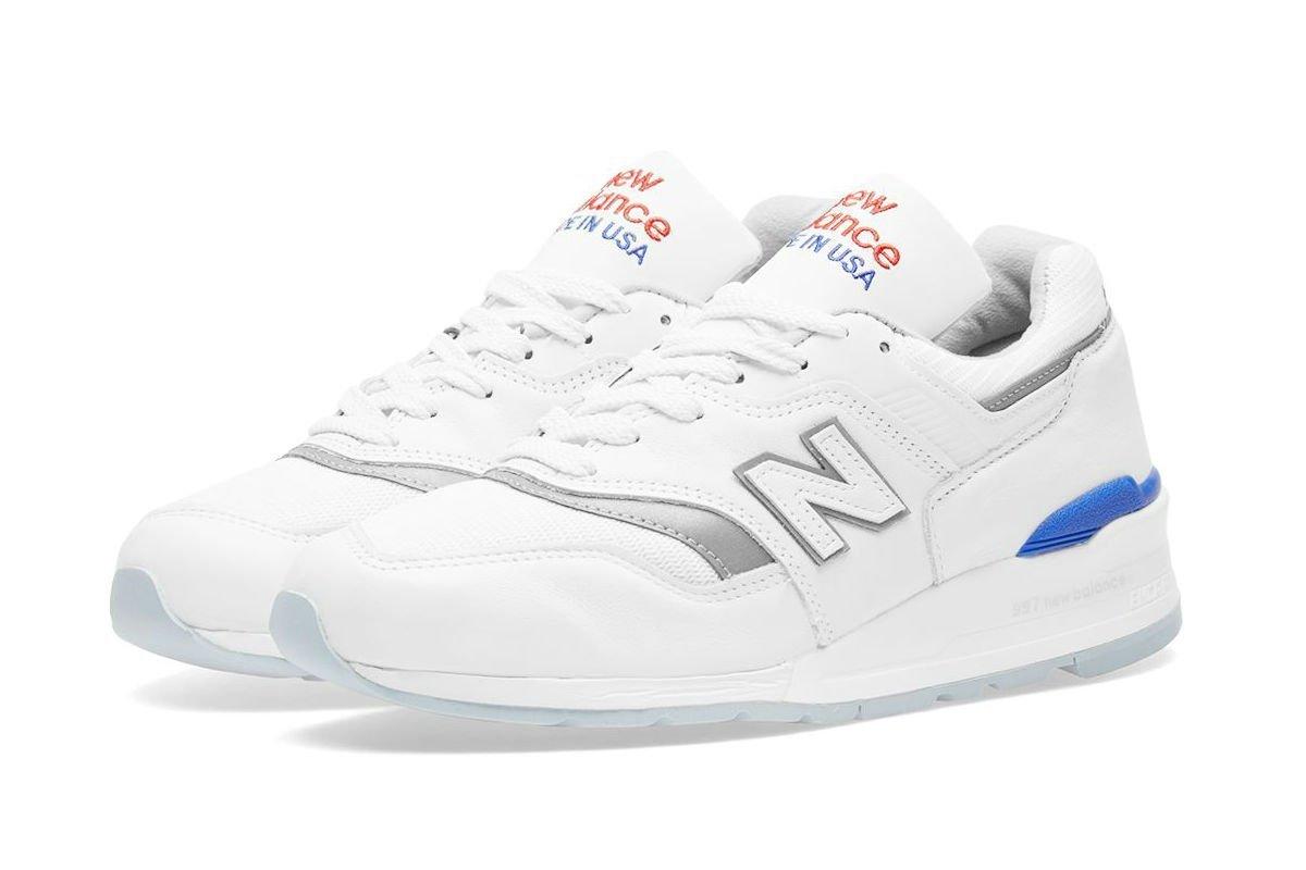 New Balance M997CHP White