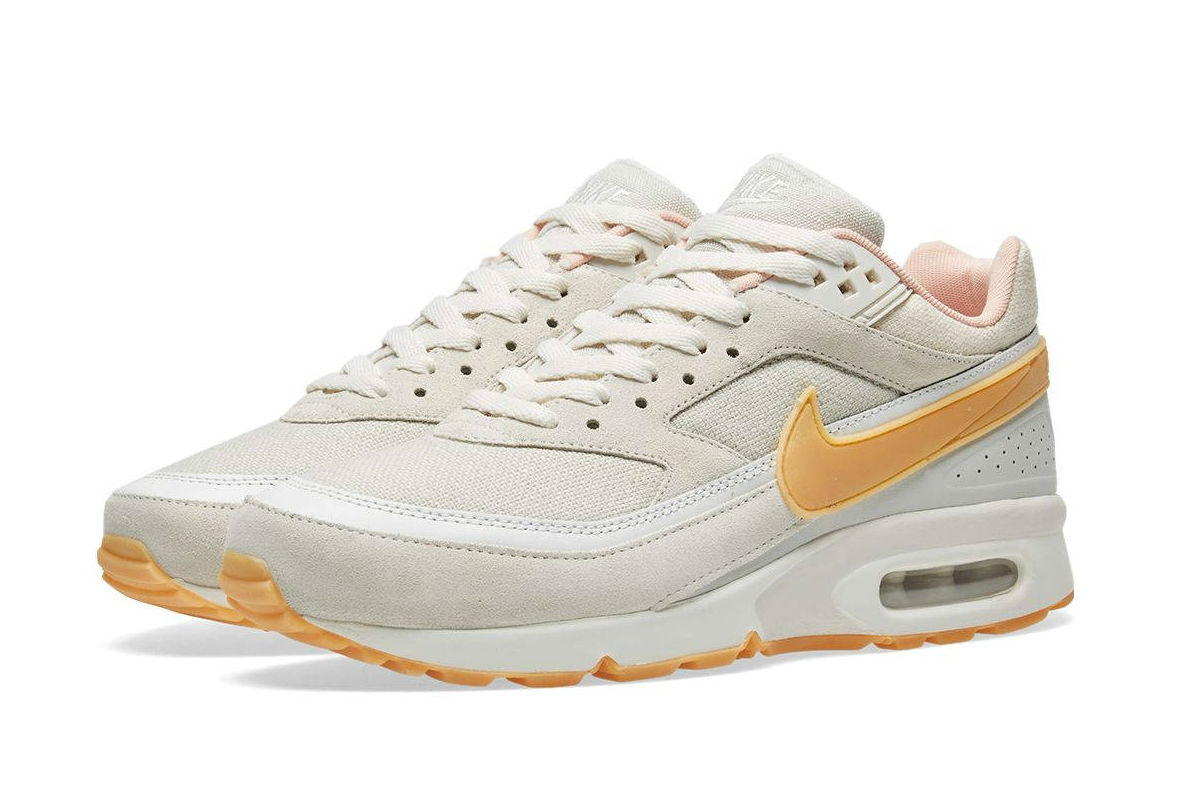 Nike Air Max BW Premium Phantom/Gum Yellow