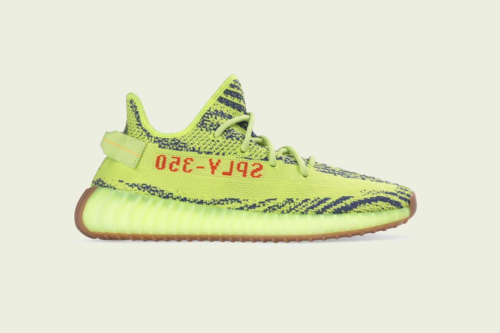 "adidas Originals YEEZY BOOST 350 V2 ""Semi Frozen Yellow"""