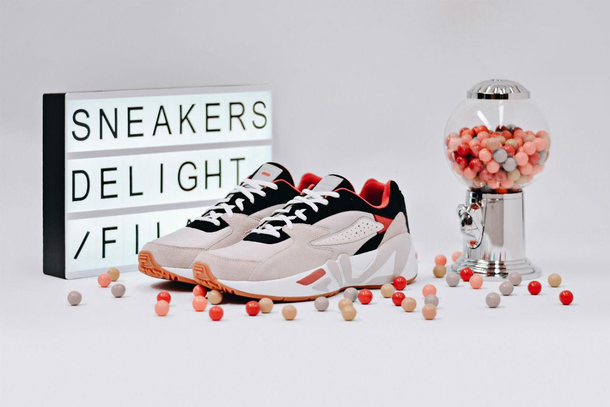 fila mindblower by sneakers delight
