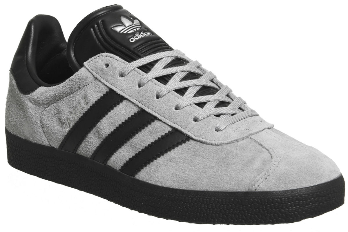 adidas Gazelle Grey Black